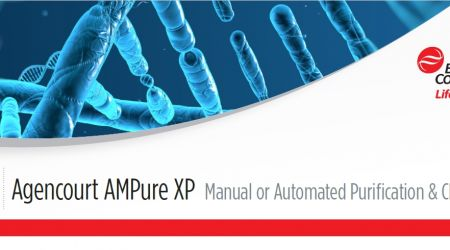 Agencourt AMPure XP Manual or Automated Purification & Clean-up